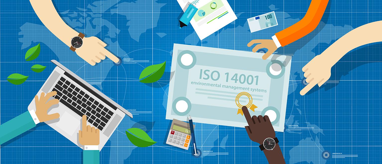 ISO 14001 audit: met glans geslaagd!