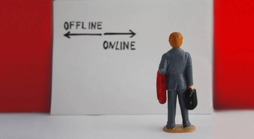 """""""Papier zal nooit verdwijnen. Maar offline en online slim combineren, kan wel voor veel minder waste zorgen"""""""