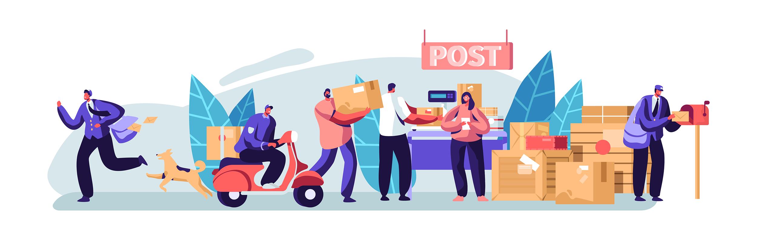 bpost: wijzigingen postdrop en levering